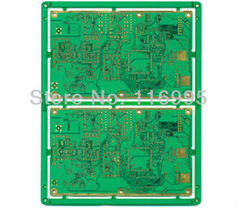 Wholesale Produce PCB according to gerber file FR4 HAL layers CMX5CM lt size lt CMX10CM and