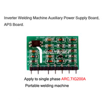 arc welding power - ARC TIG200A Inverter welding machine Auxiliary power supply board small vertical board APS board