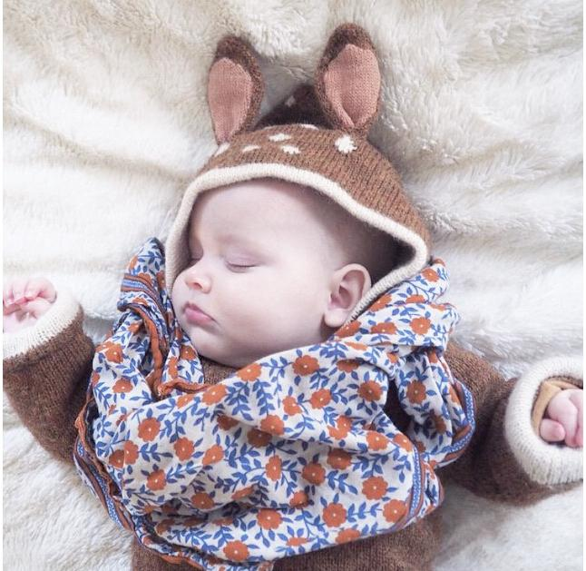 Wholesale Oeuf Nyc Baby Sweater Autumn Winter Baby Clothes