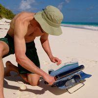Wholesale Portable picnic Camping Solar BBQ solar ovens solar grills