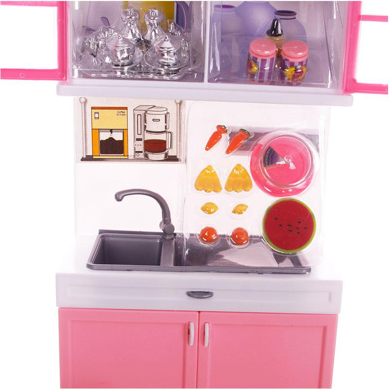 Wholesale-Kids Children Kitchen Pretend Play Cook Cooking Cabinet ...
