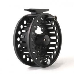 Wholesale-Fly Fishing Reel ALC5 6 74mm Saltwater Fly Fishing Reel Aluminum Die-Casting Chinese Fly Reel