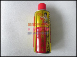 Wholesale Cars Mike carburetor cleaner coke sludge throttle valve to avoid demolition of clearing agents