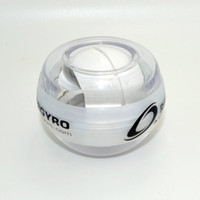 Wholesale Mini Wrist Ball Super Gyro Ball Color Lights for Lady amp Children White Wrist Fitness Equipment Small Power Ball