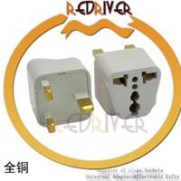 adapter hong kong - Hong Kong travel adapter plug standard British English abroad gifts special power conversion socket