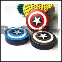 Costume Accessories Others Others Wholesale-Captain American cosplay accessories 5 star style Travel Glasses contact lenses boxes Eyewear Cases for gift 3 colors RAW0281