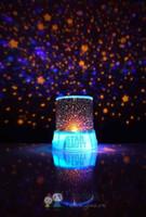 bedding dropship - Dropship New Beauty Twilight Night Light Stars Lamp Baby Care