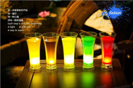 Wholesale-Novelty juice cup lamp , table lamp for children , cup night light for bedroom , home decoration and festival