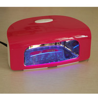 automatic polishing machine - NEW Fashion Nail Dryer Curing Lamp Machine Nail Art Tool Automatic Open for UV Gel Nail Polish Salon Led Nail Lamp