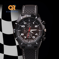 brand name watches - Fashion man watches brand name Military quartz watch men wristwatches outdoor sports silicon Gel Resin watch waterproof freeship