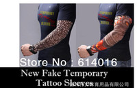 artist dresses - BULK TATTOO SLEEVE STRETCHY FAKE TEMPORARY TATTOO COSTUME FANCY DRESS Tattoo Artist Johnny Makes You Look Inked NEW