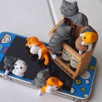 Cheap Wholesale-wholesale kpop kawaii original quality Chi's cat Anti dust plug for cell phone ks cute anime ear jack earphone cap 22 style
