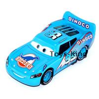 al por mayor wholesale toy cars-Mc mayor-colorido reina No.95 de Pixar Cars, Mini aleación de coches de juguete, 1: 55 Escala Diecast Metal Modelo Juguetes Clásicos Vehículos Colecciones