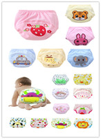 Wholesale cloth diaper Training Pants Briefs Boy Girl Underwear washable diaper cloth diapers disposable nappies