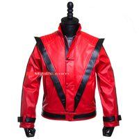 big michael jackson - Fall Michael Jackson Costume Thriller Jacket And Beat It Jacket Big Sale