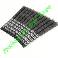 Wholesale New Black Black NDMC Golf Grips With High Quality Carbon Yarn Rubber