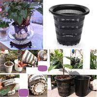 Wholesale Colorful Root Scientific Flowers Pots Hydroponics Soilless Planting Bonsai Planter For Garden Decoration