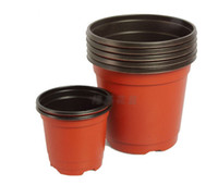 Wholesale pieces mm inch plastic plant pot planter container nursery pots indoor outdoor bonsai pots