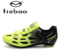 Wholesale TEIBAO road cycling shoes Bicycle Shoes for Racing Athletic Bike Shoes Mens Womens Speedcross Cycling Shoes