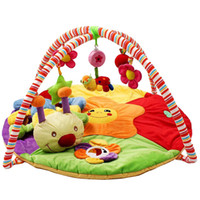 activity playmat - cm cm New Baby Play Mat Twist and Fold Activity Play Gym Mats Soft Colorful Playmat With Soft Caterpillar Toys
