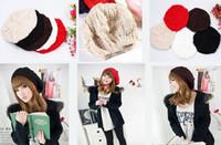 Wholesale Fashion Women Winter Warm Knitted Crochet Slouch Baggy Beret Beanie Hat Cap