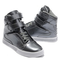 Wholesale Classic Justin bieber High Top Skateboarding TK shoes high fashion dance board shoes sports shoes