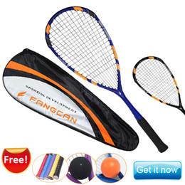 Wholesale High quality Graphite Squash racket squash racquet