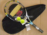 Wholesale Gram BLX2 JUICE Tennis Racket Racquet Andy Murray Tennis Racket Racquet Grip r