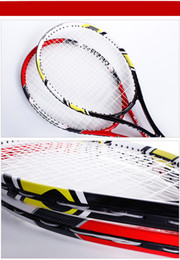 Wholesale Promotion Tennis Racket Carbon Fiber GT Tennis Racquets Equipped With String And Bag Tennis
