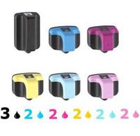 Wholesale 13x Ink Cartridge for HP Photosmart c6200 c7200 c7280 c6288 c7250 c6285 c7627 D7160 D7260 d7360 D7460