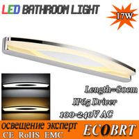 bathroom lights over mirror - Wow Newly Designed W CM Bathroom LED wall light Indoor Over mirror front Sconces lighting decorative lamps