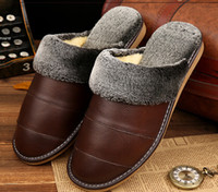 cheap slippers - cheap price good quality leather surface rubber male female men women adult sandals slippers for outdoor or inside floor shoes
