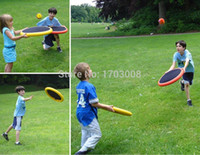 ball bouncing games - Go Bounce Garden Games outdoor toys Inch Sports Pack Set Funsport Playset Ogosport Softdiscs Set Ogo Sport Frisby Paddle Ball