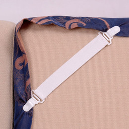 Wholesale X Bed Sheet Mattress Cover Blankets Grippers Straps Suspenders Clip Holder Elastic Fasteners