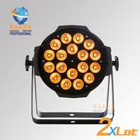 american brightness - X High Brightness New W in1 RGBAW Tinit Color LED Par Can Light Stage Light American DJ Light
