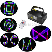 Wholesale D Projector scanner Effect Red Green blue Laser stage light