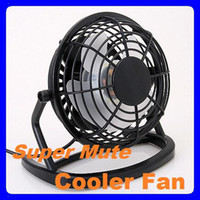 Wholesale Portable Super Mute PC Laptop USB Cooler Cooling Desk Fan Mini