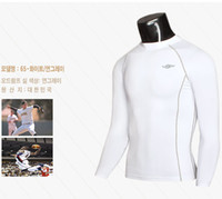 Wholesale Size M XXL Men Sportswear Mountain Bike T Shirt Quick Dry Outdoor Compression Thermal Sports Bicycle Tights Base Layers Tops