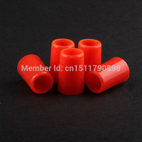 Wholesale Red Tip of Golf Ferrules for Iron Wedge Ferrules OD ID