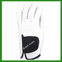 Wholesale Brand New Genuine Leather Cabretta Golf Gloves Soft Breathable Men Left Hand Golf Clubs For M ML L XL