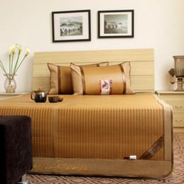 Wholesale Morpheus mat rattan seat folding bamboo charcoal seats meters piece set area