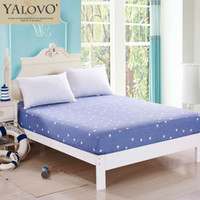Wholesale YALOVO Bed sheet Fitted sheet Sheet Mattress pad sabanas Cotton Sheet High Quality Fabrics Protect the simmons NH