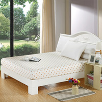 Wholesale Bedding Fitted sheet Mattress cover Fitted bed sheet cm cm Queen King Size Sanding by Polyester amp