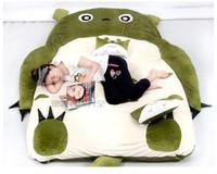 big green sofa - Blue green gray Large Totoro Design Big sofa x1 m Totoro Bed Totoro Double Bed tatami bed chinchillas DHL