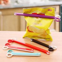 big bag clip - New CM Big Sealing Clip Scissor For Kitchen Seasoner Potato Chips Etc Snacks Sealing Bag Clip