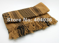 arafat head scarf - Yellow Arab Shemagh Head Scarf Neck Wrap Authentic Best Cottton Palestine Arafat