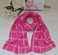 bandana embroidery - Ladies spring scarves plaid shawls Plain hijab Muslim hijab Stereo embroidery pashmina cotton scarf Women scarves bandana