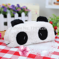 beauty free pandas - Panda pencil case plush pencil case large capacity Cosmetic amp Beauty Pouch Bag Case A2830 bmf0n