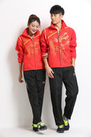Wholesale Li Ning Badminton Jackets Men and Women Badminton Jersey for Autumn and Winter Ladies Lining Athletic Tennis Sportsuit L277