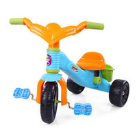 ride on toys - Children Baby Kids Wheeler Bike Tricycle Trike With Basket Ride On Scooter Outdoor Toy